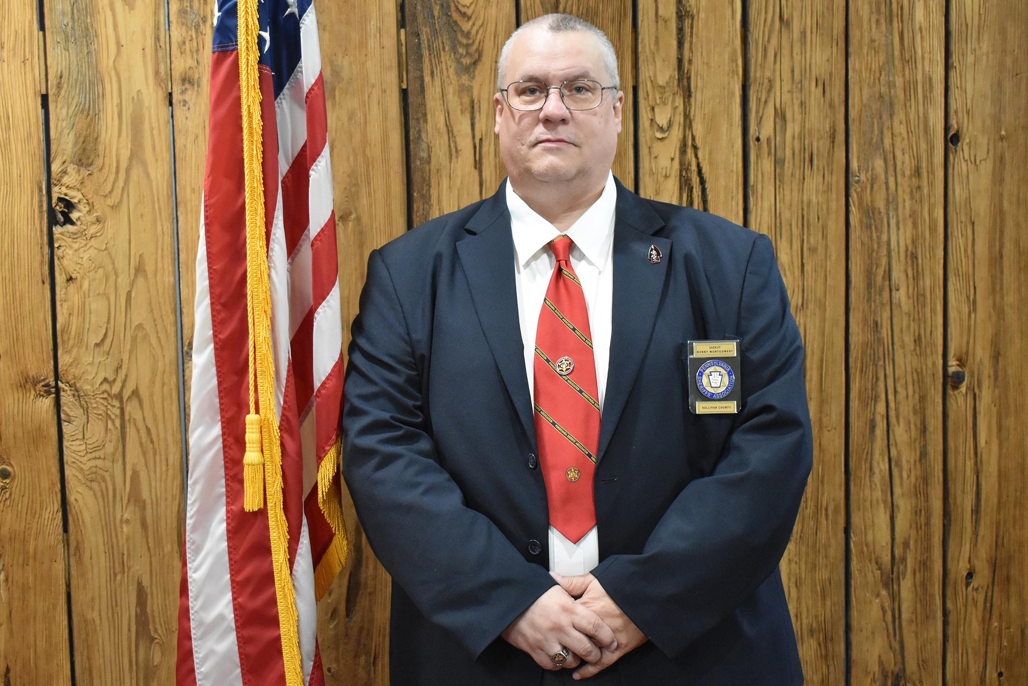 Sheriff Bobby Montgomery