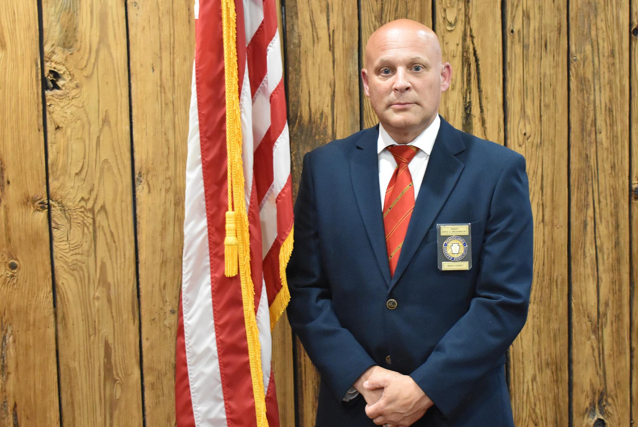 Sheriff Eric J. Weaknecht