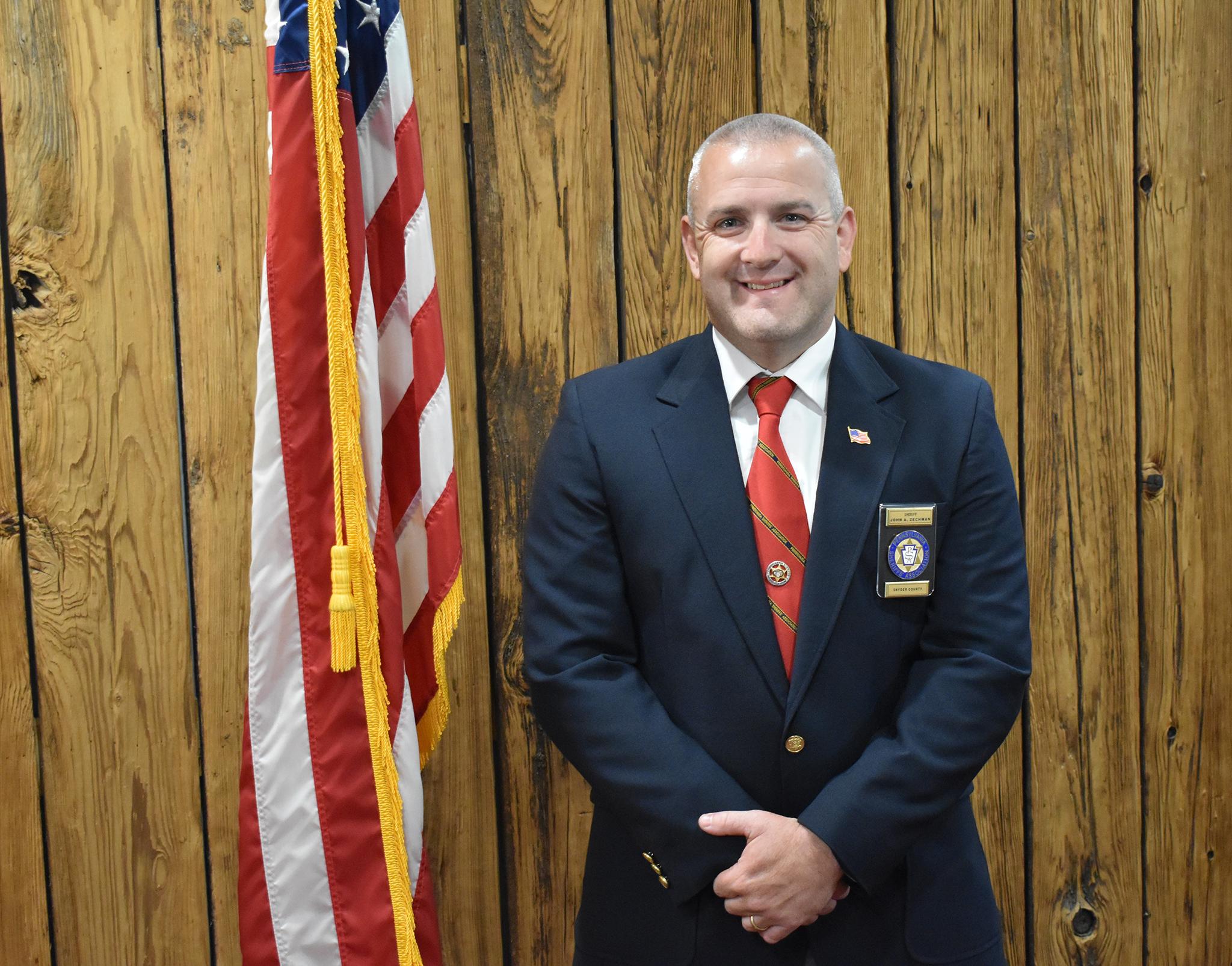 Sheriff John Zechman
