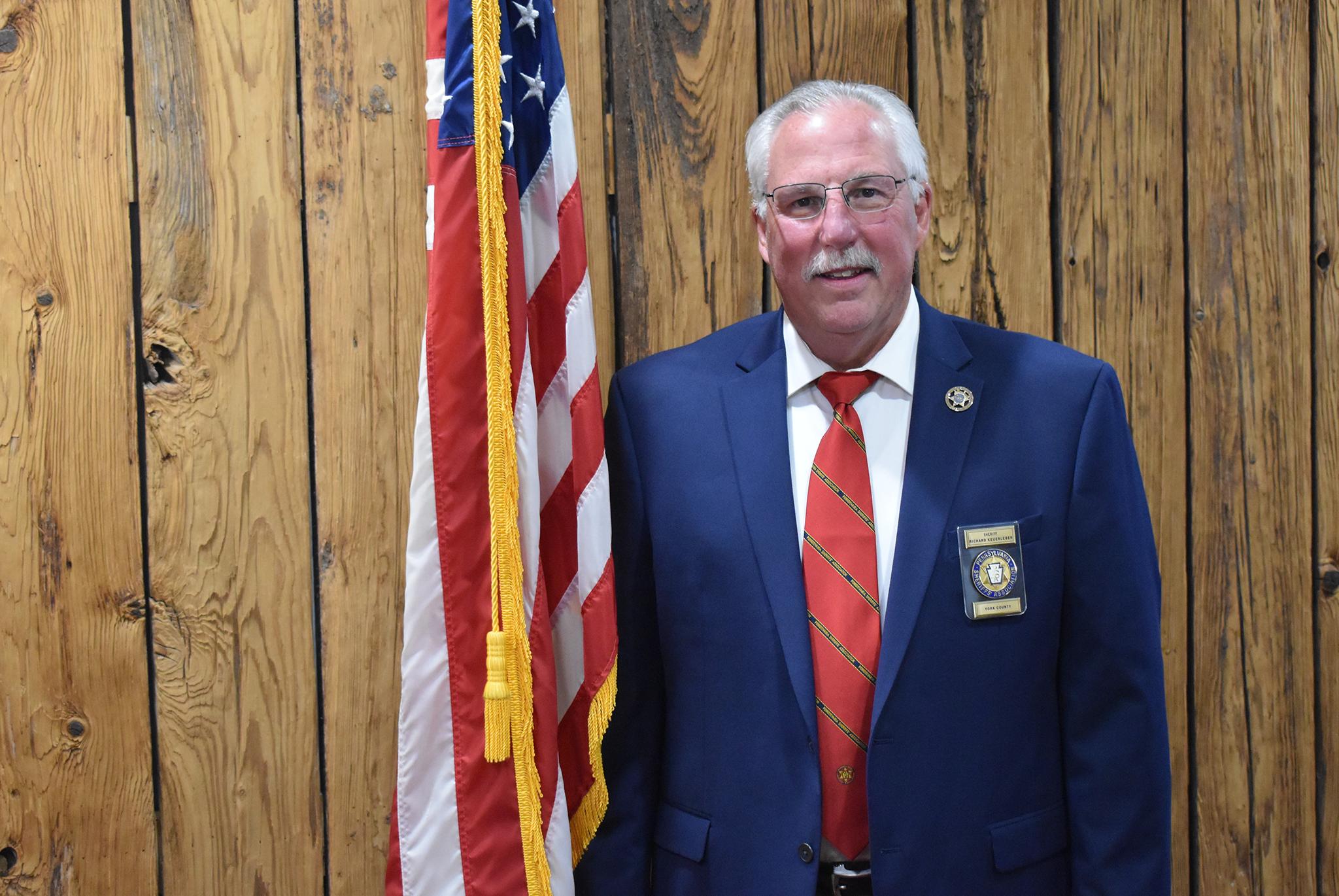 Sheriff Rich Keuerleber
